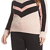 Vince Camuto Chevron Sweater
