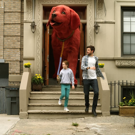 Clifford the Big Red Dog Movie Trailer and Photos