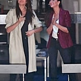Meghan Markle and Jessica Mulroney Friendship Pictures