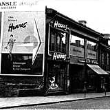The store was originally called Hennes which means 'Her' in Swedish.