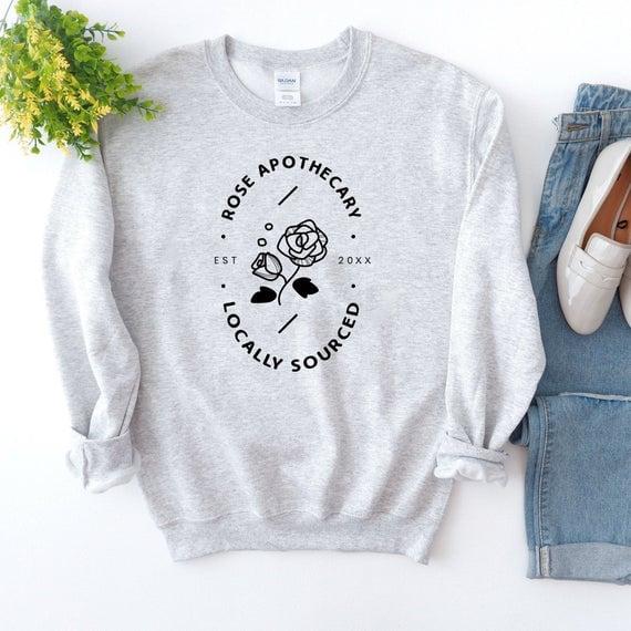 Schitt's Creek Rose Apothecary Sweatshirt