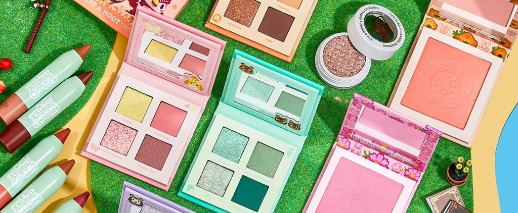 ColourPop and Animal Crossing Dropped a Makeup Collection