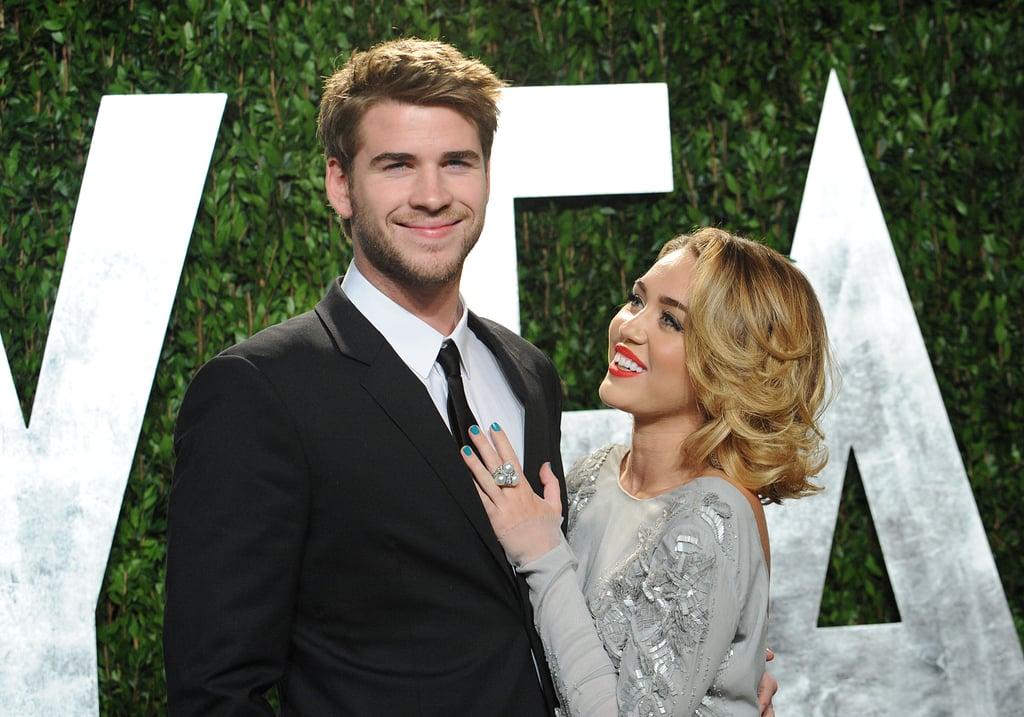 2012 Vanity Fair Oscars Party