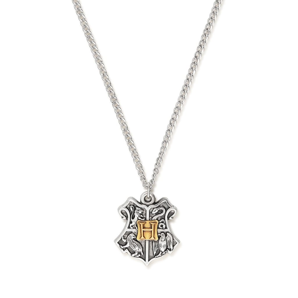 Harry Potter Hogwarts Two-Tone Necklace