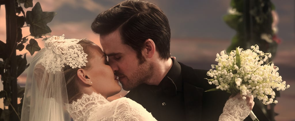 25 of Once Upon a Time's Most Memorable Kisses