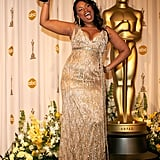 Jennifer Hudson snagged an Oscar for best supporting actress for her role in Dreamgirls.
