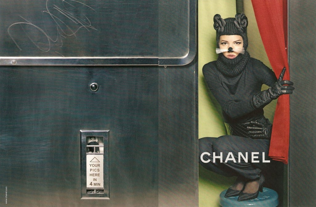 Chanel Fall Ad Campaign
