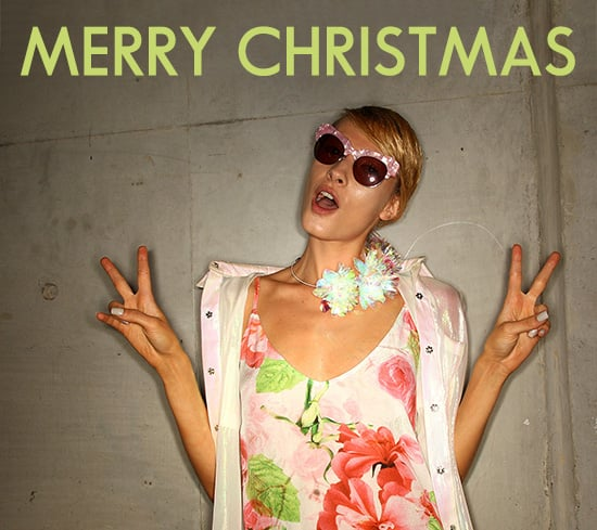Merry Christmas 2013 From Popsugar Australia Beauty