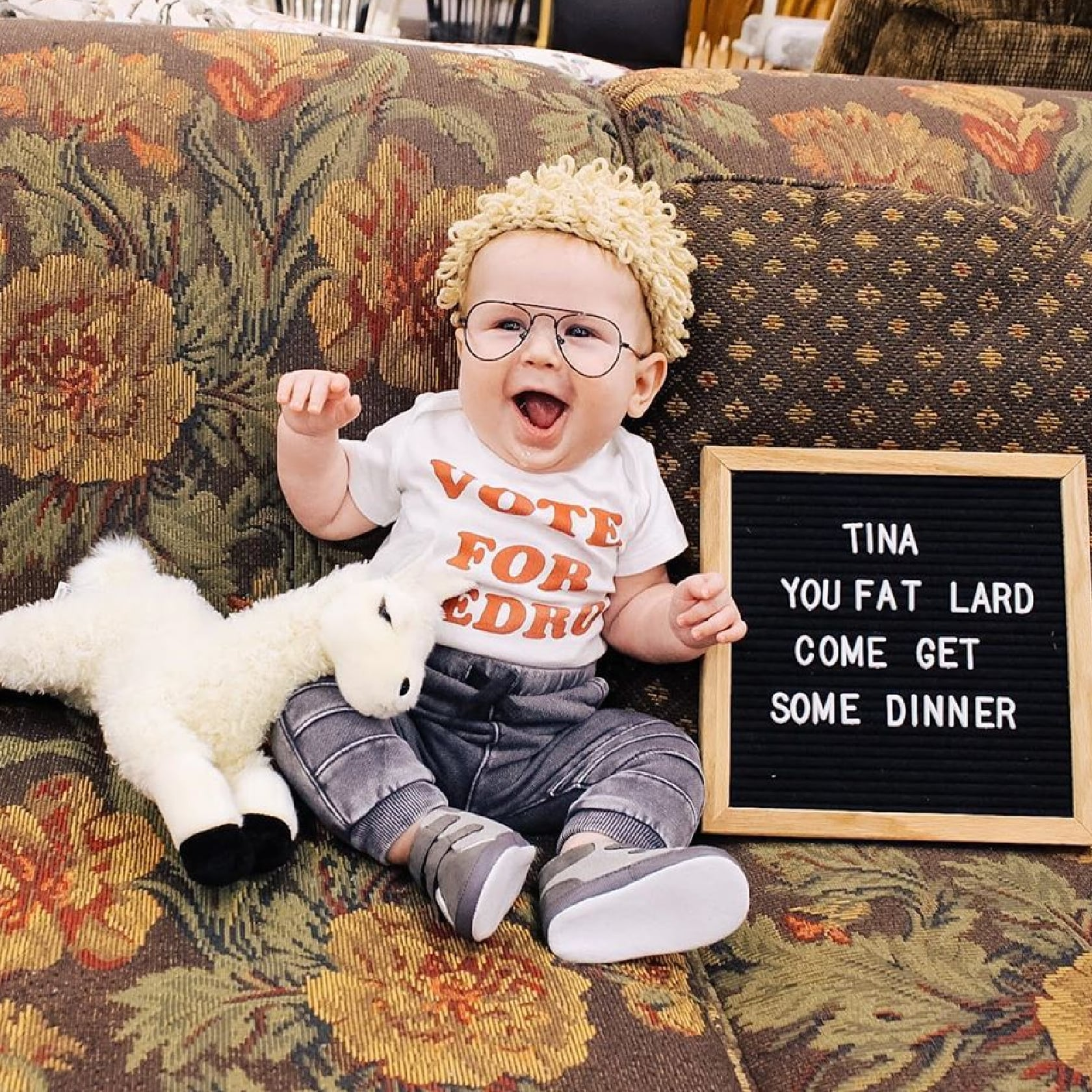 Funny Baby Halloween Costumes Worth Stealing 2020 Popsugar Family