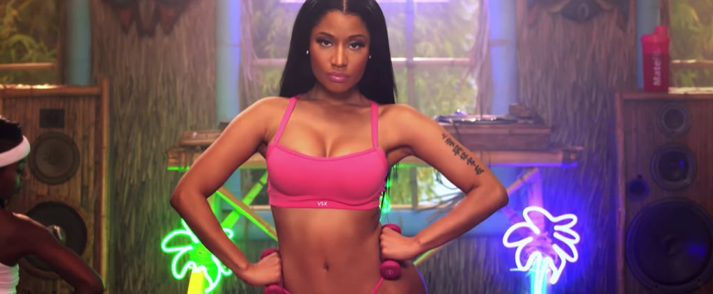 Sexy Nicki Minaj Music Videos Quiz