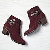 American Eagle Outfitters Buckle Strap Bootie