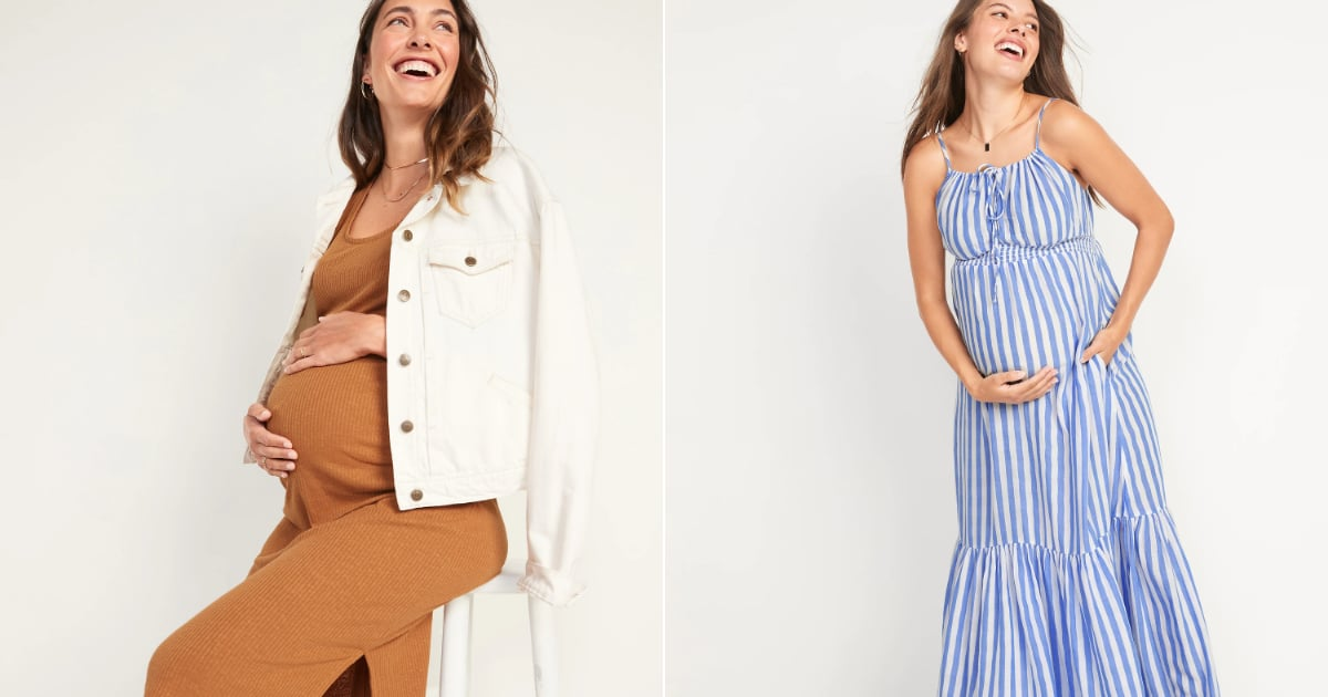 16 Reasons an Old Navy Dress Is an Essential Part of Your Maternity Wardrobe.jpg