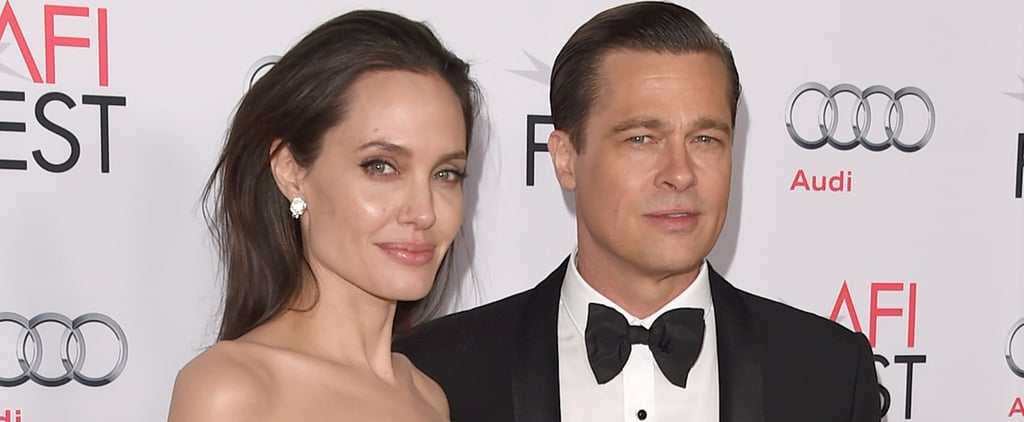 Even Celebrities Can't Deal With Brad and Angelina's Split