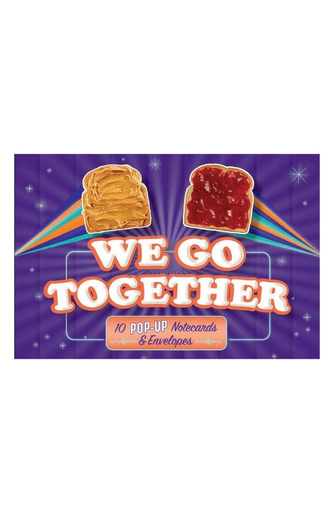 We Go Together Pop-Up Notecard Collection ($15)