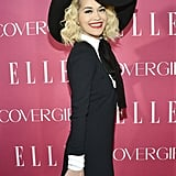 Rita Ora's Curly Bob Haircut in 2013