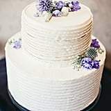 It doesn't take much (just some periwinkle flowers on a standard design) to get us in full cake-crush mode.
