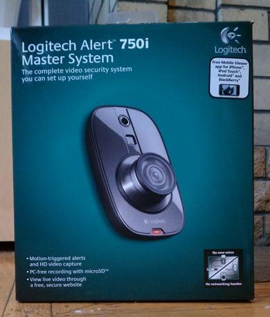 The Logitech Alert 750i Master System