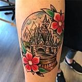 Snow Globe Castle