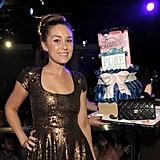 Pictures of Lauren Conrad Celebrating Her 25th Birthday in Las Vegas 2011-02-14 07:07:03