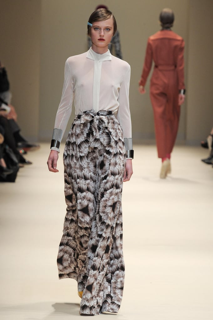 2012 A/W Paris Fashion Week: Cacharel