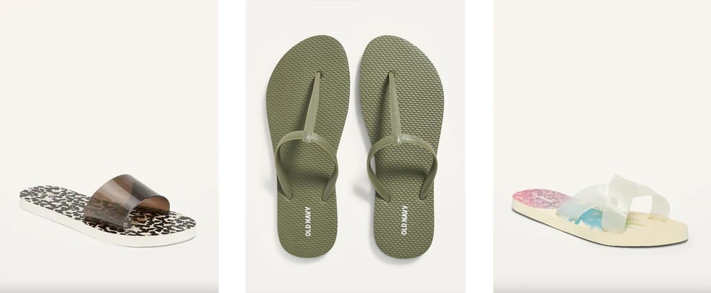 Old Navy Unveils Sustainable, Plant-Based Flip-Flops