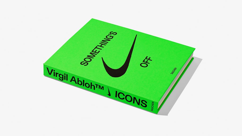 """Virgil Abloh and Nike Book ICONS """"Something's Off"""""""