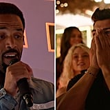 Craig David Entered the Villa to DJ For the Islanders