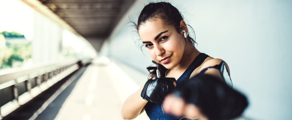 Boxing Workout From Christa DiPaolo