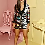 Victoria Justice at the Alice + Olivia New York Fashion Week Presentation