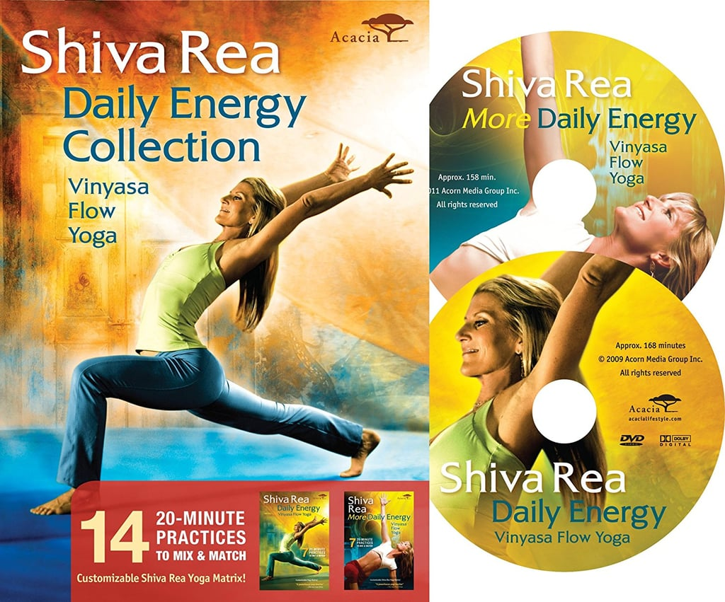 Shiva Rea: Creative Core + Upper Body DVD