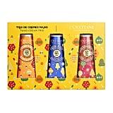 L'Occitane Holiday Hand Cream Indulgences Trio