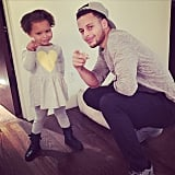 Steph Curry's Adorable Family Lives to Outshine Him