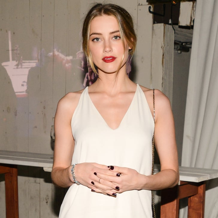 Amber Heard Looks Ready to Say Those Vows