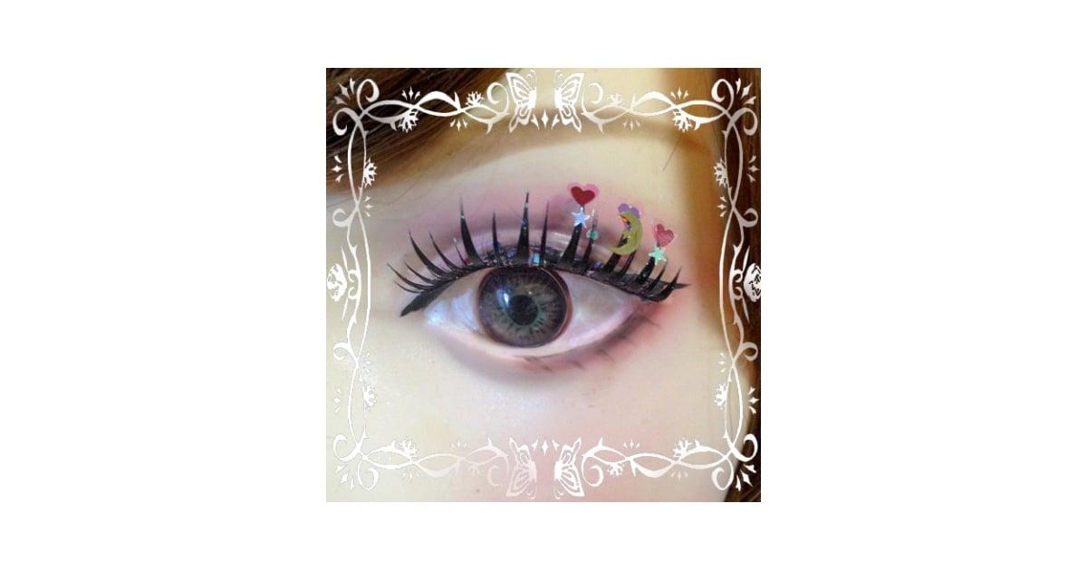 Eyelashes In Actual Seasons Magic Of Love Deco Lashes Popsugar