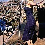 USO Tour Marilyn Monroe
