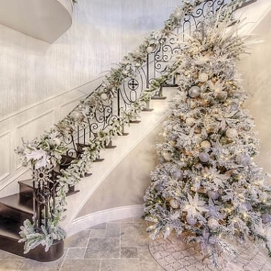 Christina El Moussa's Christmas Tree