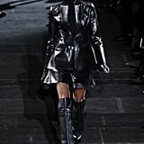 Review and Pictures of Givenchy Autumn Winter 2012 Paris Fashion Week Runway Show