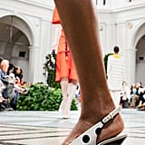 Tory Burch Shoes on the Runway at New York Fashion Week