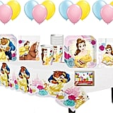 Beauty and the Beast Deluxe Party Pack Bundle