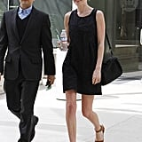Kate Bosworth reminded us just how sweet minimalist can be — a look worth re-creating with the warm weather ahead.