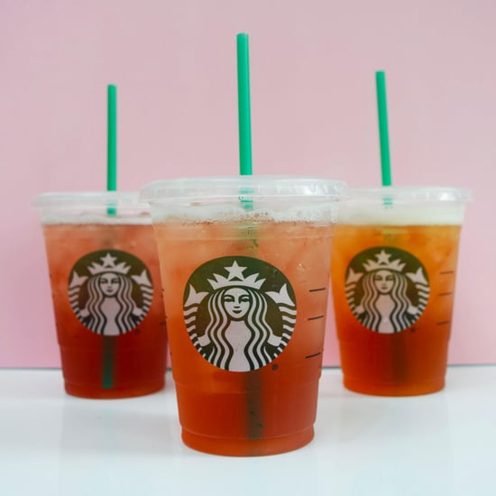 New Starbucks Tea Infusions Summer 2017