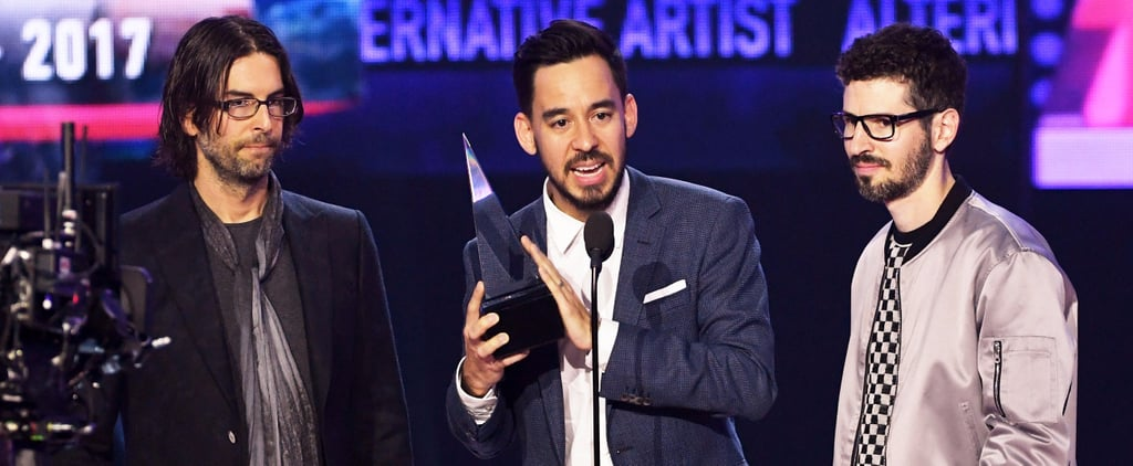 Linkin Park's Speech at the 2017 American Music Awards