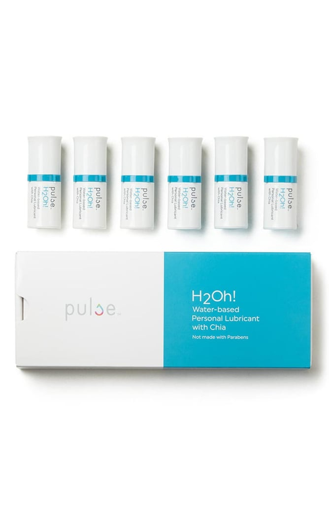 Pulse 6-Pack H2Oh! Water-based Personal Lubricant