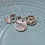The Schuyler Sisters Werk Charm Necklace