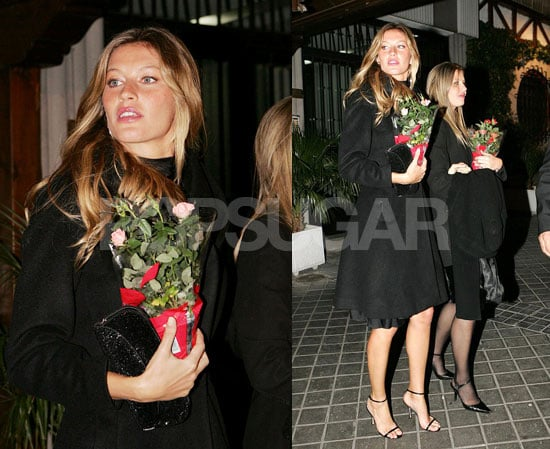 Gisele's Not Pregnant, Nor Will She Be Anytime Soon