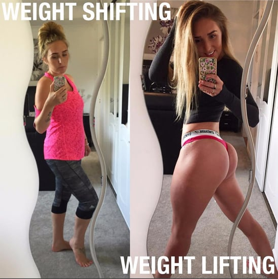 Cardio vs. Weightlifting Transformation