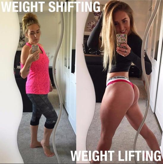 Cardio vs. Weightlifting Transformation