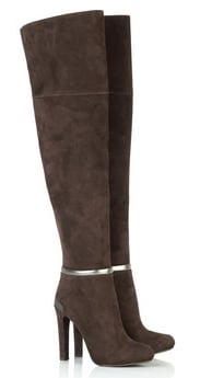 Look for Less: Fendi Over the Knee Boots