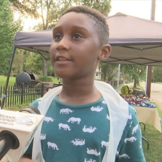 This Boy Used His Disney Money to Help Hurricane Evacuees