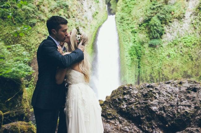 Wahclella Falls, OR